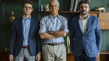 Alberto De Martini lancia Conic con Francesco Nenna e Matteo Meneghetti
